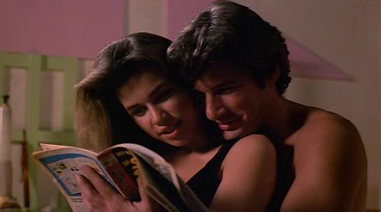 Jim Mcbrides 1983 Remake Of Jean Luc Godards Breathless Is The Only Movie Ive Seen That Could Be A Trashy Lovers On The Lam Movie Filled With Flashy